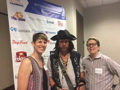 BNI New Orleans Chamber of Commerce Lunch